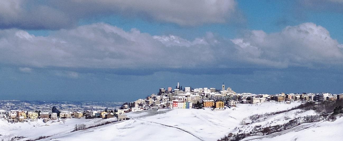 vista Torricella Neve
