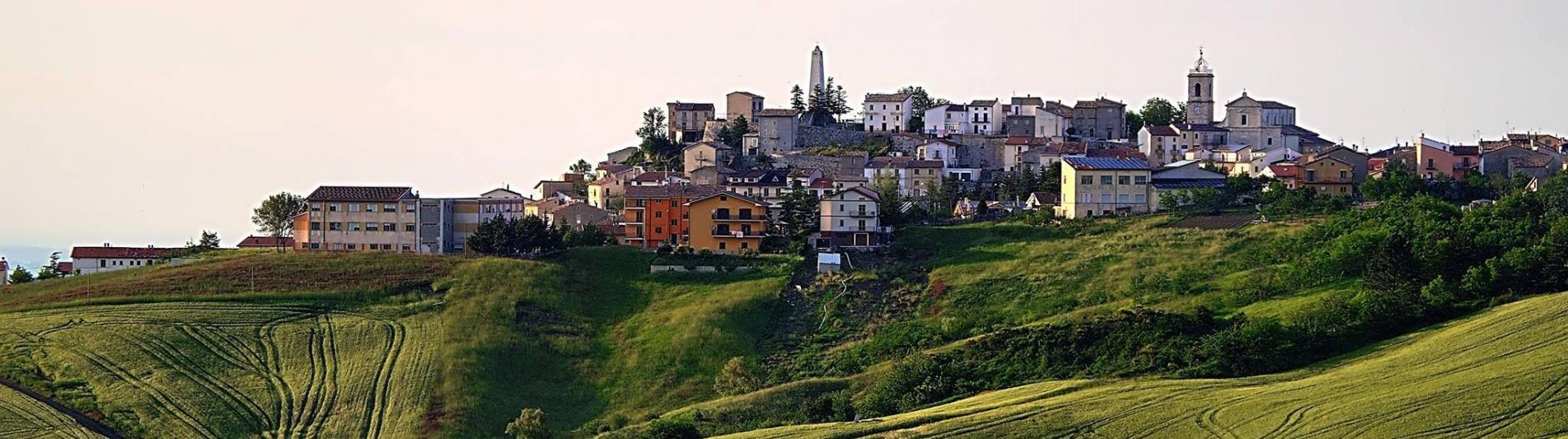 Panoramica di Torricella Peligna